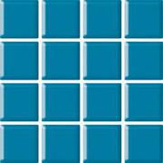Uniwersalna Mozaika Szklana Azzurro 9,8x9,8 9,8 x 9,8 cm