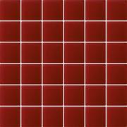 Uniwersalna Mozaika Szklana Karmazyn K.4,8X4,8  29,8x29,8 Modul/Purio Reflection/Reflex 29,8 x 29,8